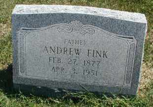 FINK, ANDREW - DuPage County, Illinois | ANDREW FINK - Illinois Gravestone Photos