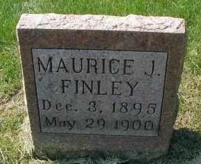 FINLEY, MAURICE J. - DuPage County, Illinois | MAURICE J. FINLEY - Illinois Gravestone Photos