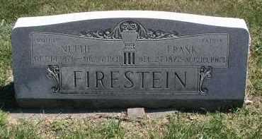 FIRESTEIN, FRANK - DuPage County, Illinois   FRANK FIRESTEIN - Illinois Gravestone Photos