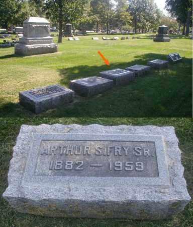 FRY, ARTHUR S. SR. - DuPage County, Illinois | ARTHUR S. SR. FRY - Illinois Gravestone Photos