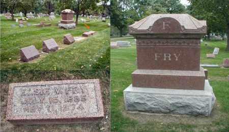 FRY, ELSIE V. - DuPage County, Illinois | ELSIE V. FRY - Illinois Gravestone Photos