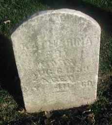 FRY, KATHARINA - DuPage County, Illinois | KATHARINA FRY - Illinois Gravestone Photos