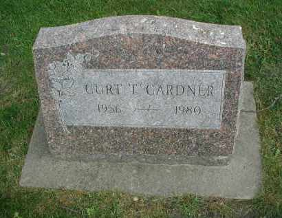 GARDNER, CURT T. - DuPage County, Illinois | CURT T. GARDNER - Illinois Gravestone Photos