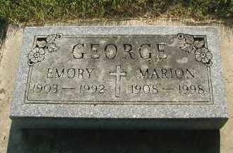 GEORGE, MARION - DuPage County, Illinois | MARION GEORGE - Illinois Gravestone Photos