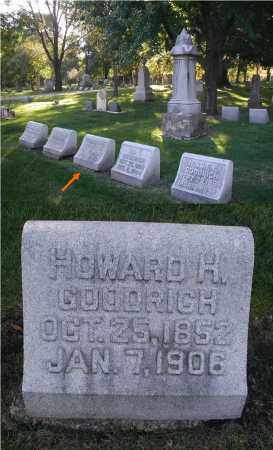 GOODRICH, HOWARD H. - DuPage County, Illinois | HOWARD H. GOODRICH - Illinois Gravestone Photos