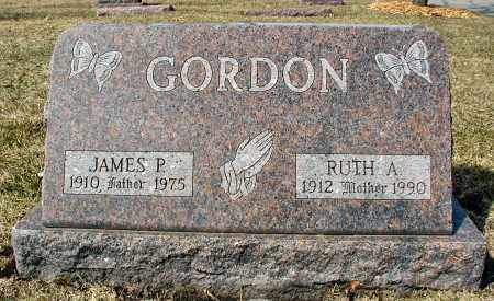 GORDON, JAMES P. - DuPage County, Illinois | JAMES P. GORDON - Illinois Gravestone Photos