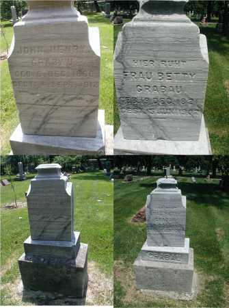 GRABAU, BETTY - DuPage County, Illinois   BETTY GRABAU - Illinois Gravestone Photos