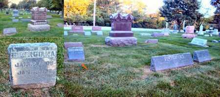 GRABOW, GEORGIANA - DuPage County, Illinois | GEORGIANA GRABOW - Illinois Gravestone Photos