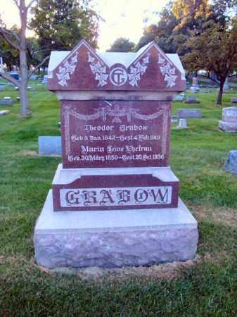 GRABOW, MARIA - DuPage County, Illinois | MARIA GRABOW - Illinois Gravestone Photos
