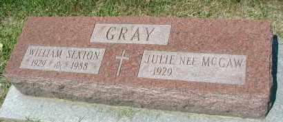 GRAY, WILLIAM SEXTON - DuPage County, Illinois   WILLIAM SEXTON GRAY - Illinois Gravestone Photos