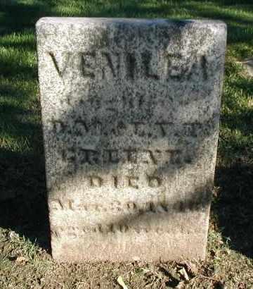 GREENE, VEMILEA - DuPage County, Illinois | VEMILEA GREENE - Illinois Gravestone Photos