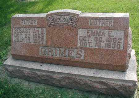 GRIMES, EMMA E. - DuPage County, Illinois | EMMA E. GRIMES - Illinois Gravestone Photos