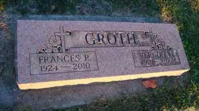 GROTH, VERNON H. - DuPage County, Illinois | VERNON H. GROTH - Illinois Gravestone Photos