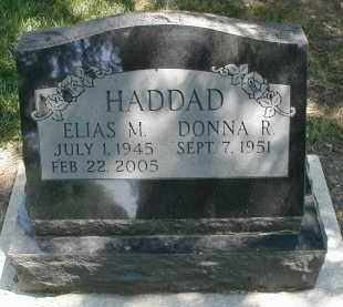 HADDAD, ELIAS M. - DuPage County, Illinois | ELIAS M. HADDAD - Illinois Gravestone Photos