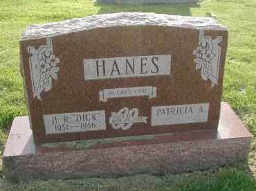"HANES, H. R. ""DICK"" - DuPage County, Illinois 