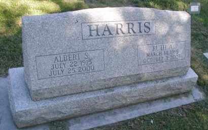 HARRIS, ALBERT S. - DuPage County, Illinois | ALBERT S. HARRIS - Illinois Gravestone Photos