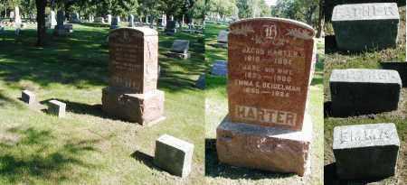 BEIDELMAN, EMMA E. - DuPage County, Illinois | EMMA E. BEIDELMAN - Illinois Gravestone Photos