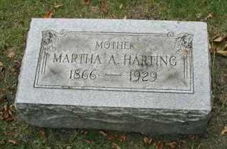 HARTING, MARTHA A. - DuPage County, Illinois   MARTHA A. HARTING - Illinois Gravestone Photos