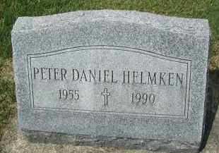 HELMKEN, PETER DANIEL - DuPage County, Illinois | PETER DANIEL HELMKEN - Illinois Gravestone Photos