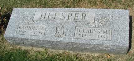 HELSPER, GLADYS M. - DuPage County, Illinois | GLADYS M. HELSPER - Illinois Gravestone Photos
