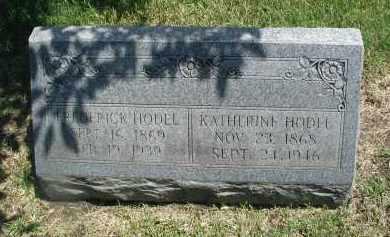 HODEL, KATHERINE - DuPage County, Illinois   KATHERINE HODEL - Illinois Gravestone Photos