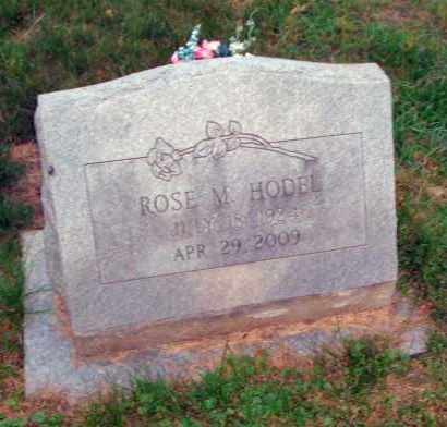 HODEL, ROSE M. - DuPage County, Illinois | ROSE M. HODEL - Illinois Gravestone Photos