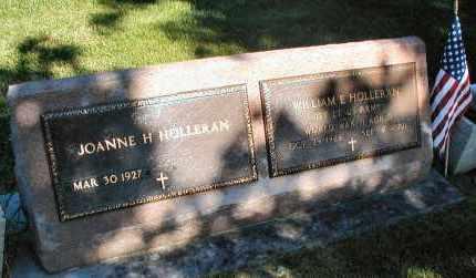 HOLLERAN, WILLIAM E. - DuPage County, Illinois | WILLIAM E. HOLLERAN - Illinois Gravestone Photos