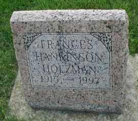 HANKINSON HOLZMAN, FRANCES - DuPage County, Illinois | FRANCES HANKINSON HOLZMAN - Illinois Gravestone Photos