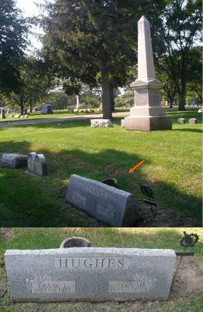 HUGHES, FRANK L. - DuPage County, Illinois | FRANK L. HUGHES - Illinois Gravestone Photos