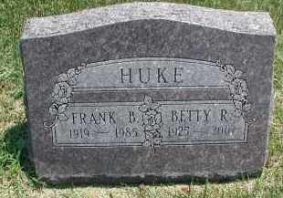 HUKE, FRANK B. - DuPage County, Illinois | FRANK B. HUKE - Illinois Gravestone Photos