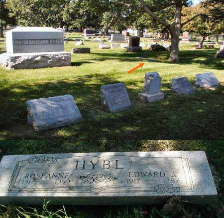 HYBL, ROSEANNE - DuPage County, Illinois | ROSEANNE HYBL - Illinois Gravestone Photos