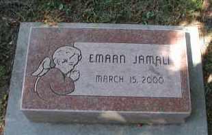 JAMALI, EMAAN - DuPage County, Illinois | EMAAN JAMALI - Illinois Gravestone Photos
