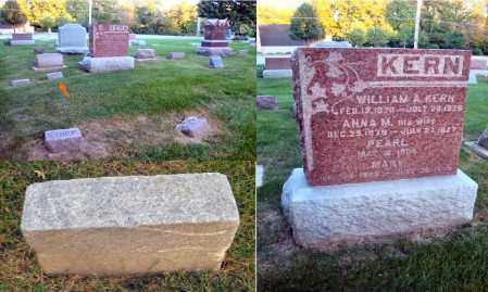 KERN, MARY - DuPage County, Illinois | MARY KERN - Illinois Gravestone Photos