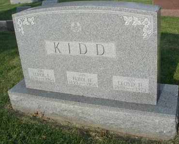 KIDD, LLOYD H. - DuPage County, Illinois | LLOYD H. KIDD - Illinois Gravestone Photos