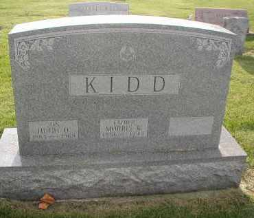 KIDD, MORRIS W. - DuPage County, Illinois | MORRIS W. KIDD - Illinois Gravestone Photos