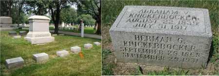 KNICKERBOCKER, HERMAN G. - DuPage County, Illinois   HERMAN G. KNICKERBOCKER - Illinois Gravestone Photos