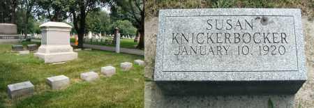 KNICKERBOCKER, SUSAN - DuPage County, Illinois   SUSAN KNICKERBOCKER - Illinois Gravestone Photos