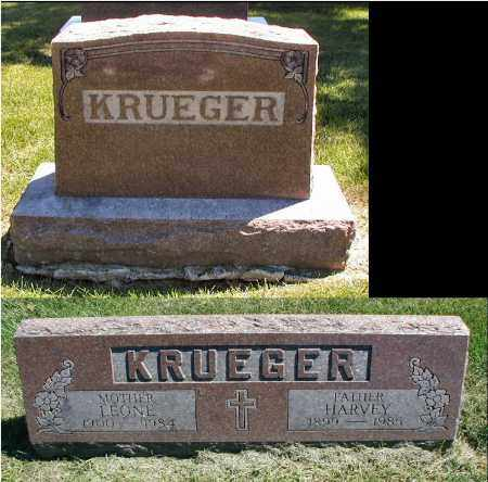 KRUEGER, LEONE - DuPage County, Illinois | LEONE KRUEGER - Illinois Gravestone Photos