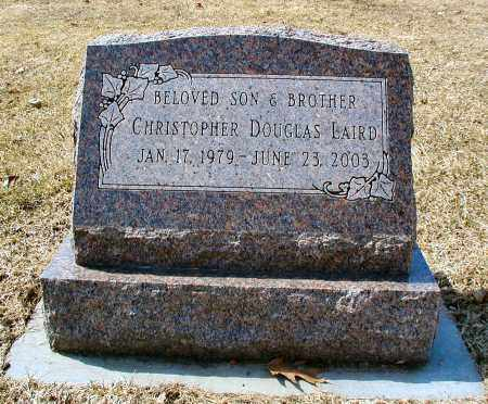 LAIRD, CHRISTOPHER DOUGLAS - DuPage County, Illinois | CHRISTOPHER DOUGLAS LAIRD - Illinois Gravestone Photos