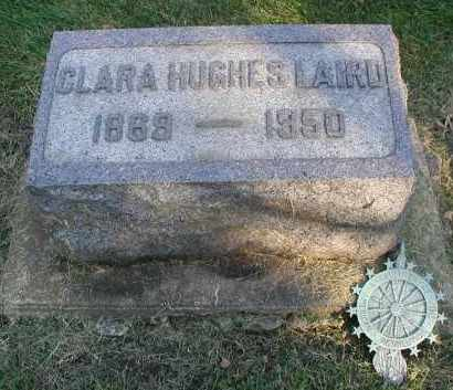 LAIRD, CLARA - DuPage County, Illinois | CLARA LAIRD - Illinois Gravestone Photos