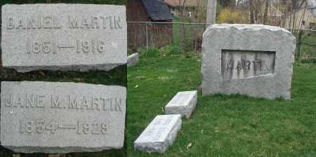 MARTIN, JANE M. - DuPage County, Illinois   JANE M. MARTIN - Illinois Gravestone Photos