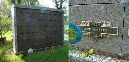 MARTIN, ELSIE M. - DuPage County, Illinois | ELSIE M. MARTIN - Illinois Gravestone Photos