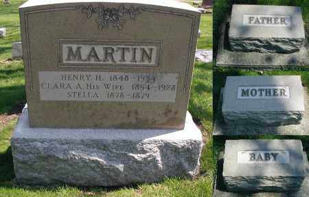 MARTIN, CLARA A. - DuPage County, Illinois | CLARA A. MARTIN - Illinois Gravestone Photos