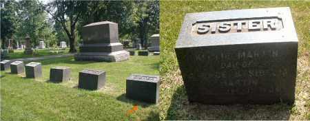 MARTIN, KITTIE - DuPage County, Illinois | KITTIE MARTIN - Illinois Gravestone Photos