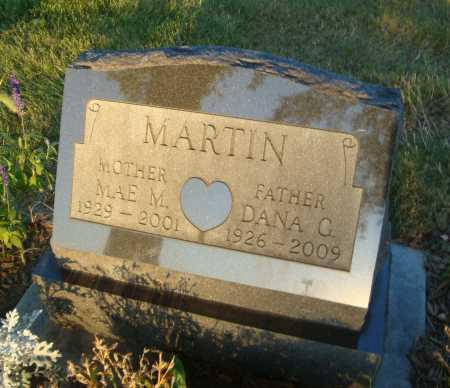 MARTIN, DANA G. - DuPage County, Illinois   DANA G. MARTIN - Illinois Gravestone Photos