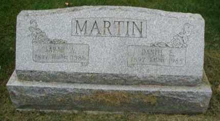 MARTIN, DANIEL E. - DuPage County, Illinois | DANIEL E. MARTIN - Illinois Gravestone Photos