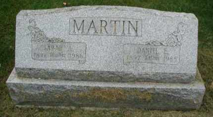 MARTIN, SARAH A. - DuPage County, Illinois | SARAH A. MARTIN - Illinois Gravestone Photos