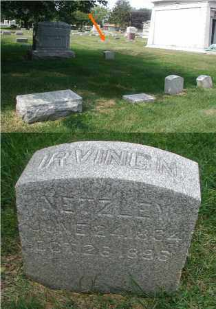NETZLEY, IRVING N. - DuPage County, Illinois | IRVING N. NETZLEY - Illinois Gravestone Photos