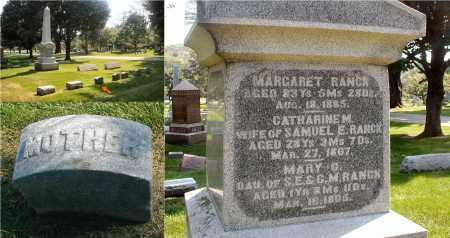 RANCK, MARGARET - DuPage County, Illinois | MARGARET RANCK - Illinois Gravestone Photos