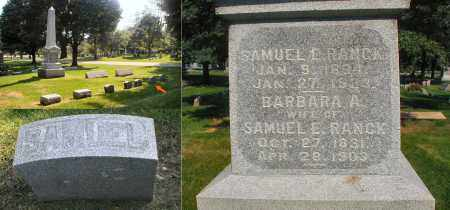 RANCK, SAMUEL E. - DuPage County, Illinois | SAMUEL E. RANCK - Illinois Gravestone Photos